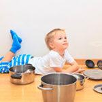 Чем занять ребенка в 2 года дома