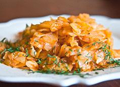 Как приготовить солянку из свежей капусты: