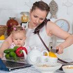 Как успевать все делать с маленьким ребенком