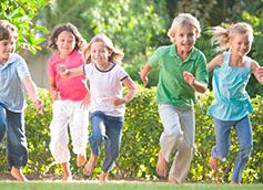 Интересные подвижные игры для детей на улице летом на свежем воздухе