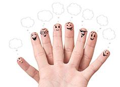 пальчиковая гимнастика для детей 2 3