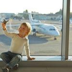 Как занять ребенка в аэропорту
