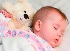 ребенок 2 месяца спит