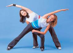 бодифлекс упражнения для живота и бедер