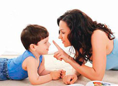 как заставить ребенка слушаться с первого раза
