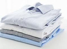 Как правильно складывать рубашку, чтобы не помялась