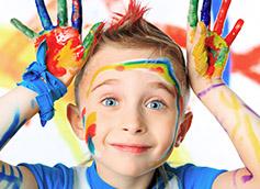 Как развить творческие способности ребенка