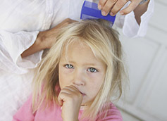 лечение педикулеза у детей в домашних условиях