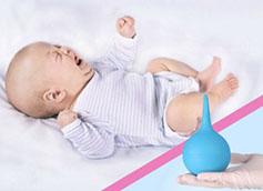 как сделать клизму новорожденному в домашних условиях