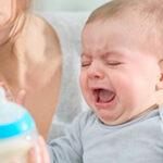 Как понять что ребенку не подходит смесь