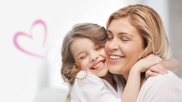 день матери и дочери